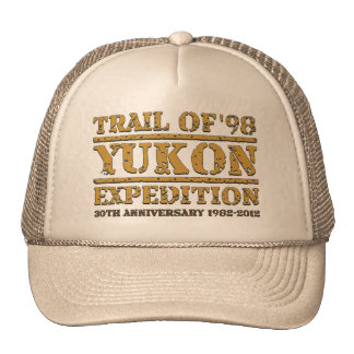 TRAIL OF '98 YUKON EXPEDITION Cap
