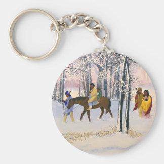 Trail of Tears Fine Art keychain
