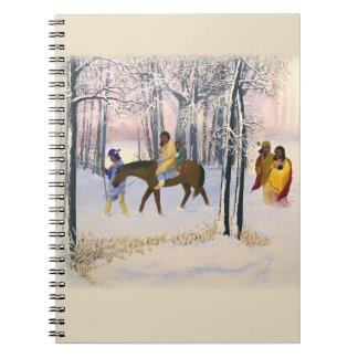 Trail of Tears Fine Art Notebook