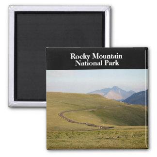 Trail Ridge Rocky Mountain National Park Magnet
