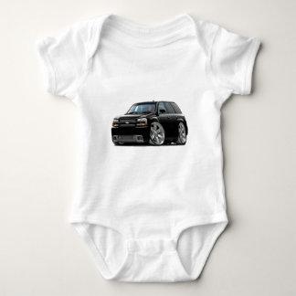 Trailblazer Black Truck Baby Bodysuit