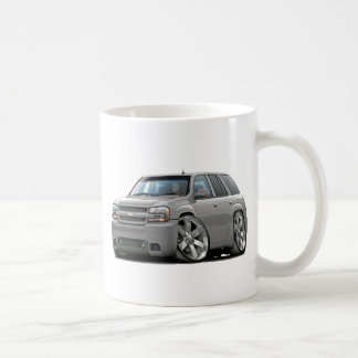 Trailblazer Silver Truck Coffee Mug