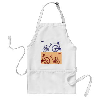 Trailer cycle. Bicycle attachment. Co-pilot Standard Apron