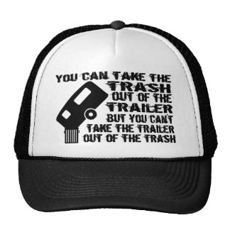 Trailer From Trash Hats