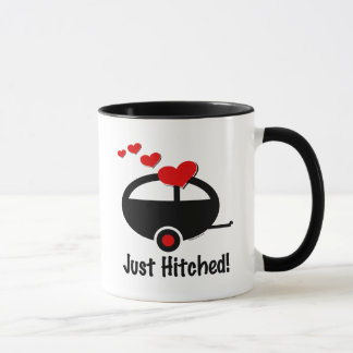 Trailer Just Hitched Mug
