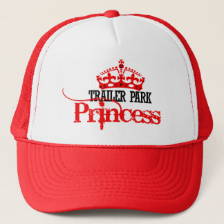 Trailer Park Princess Trucker Hat