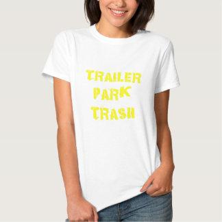 Trailer Park Trash Tshirts