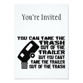 Trailer Trash Card