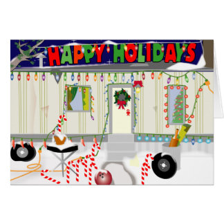 Trailer Trash Christmas 2011 Card