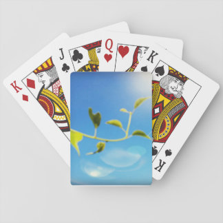Trailing Vine Playing Cards, Standard Index faces Poker Deck