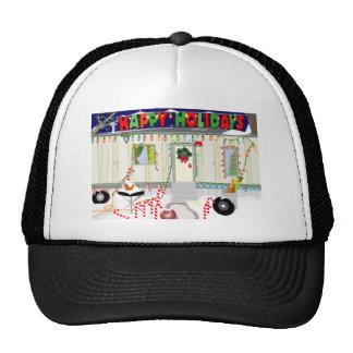 Trailor trash Christmas 2011 Hat