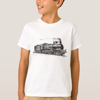 Train 03 - Black T-Shirt
