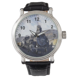 Train 14 Watch & Numeral Options