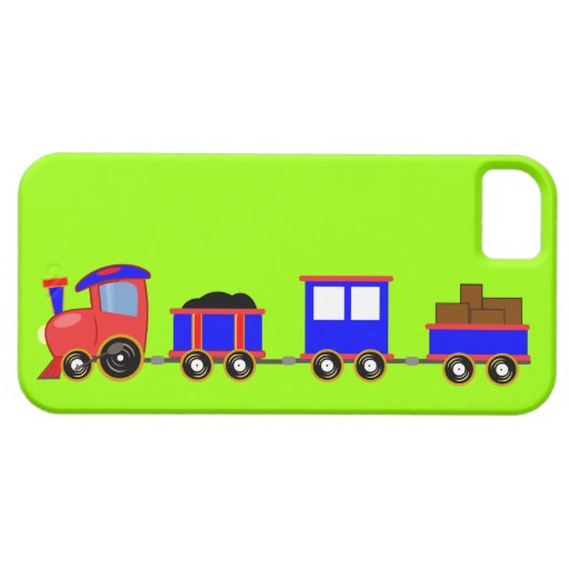 train-312107 train cartoon toy engine cars red blu iPhone 5/5S cases
