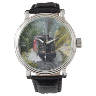 Train 37 Watch & Numeral Options
