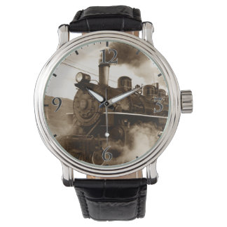 Train 4 Watch & Numeral Options