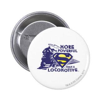 Train and Logo 6 Cm Round Badge