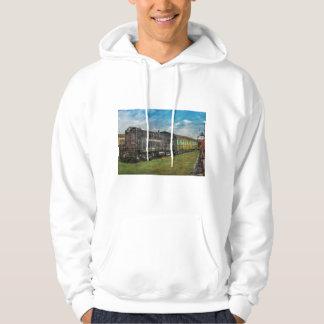 Train - Baldwin Locomotive Works Sweatshirts