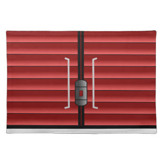 Train Boxcar Placemat