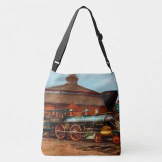 Train - Civil War - General Haupt 1863 Crossbody Bag