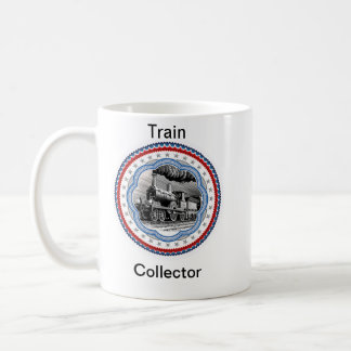 Train Collector Coffee Cup/Mug Coffee Mug