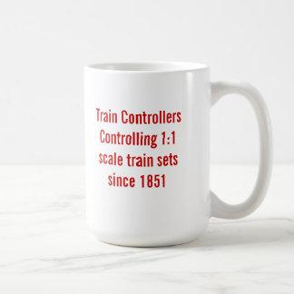 Train Controllers Mug