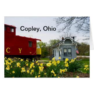 Train Depot Card