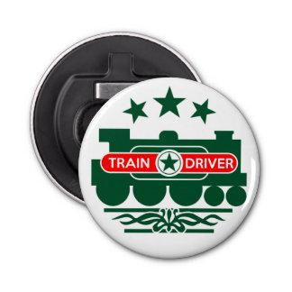 Train Driver Bottle Opener