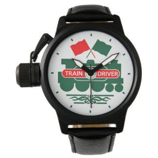 Train Driver Watch
