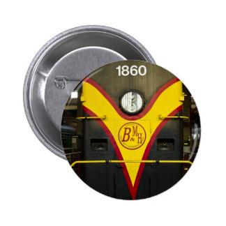 Train Engine BMH Button