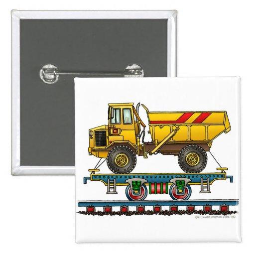 Train Flat Car Dump Truck Pins