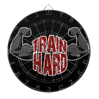 Train hard dartboard