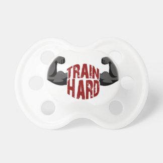 Train hard dummy
