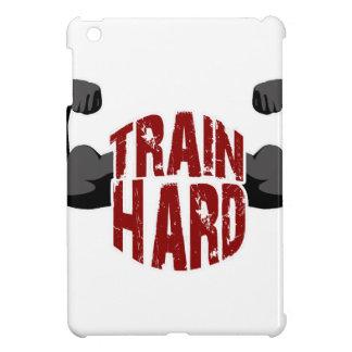 Train hard iPad mini cases