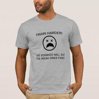 TRAIN HARDER- ZOMBIE SHIRT