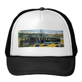 Train in Kakhetia by Niko Pirosmani Trucker Hats