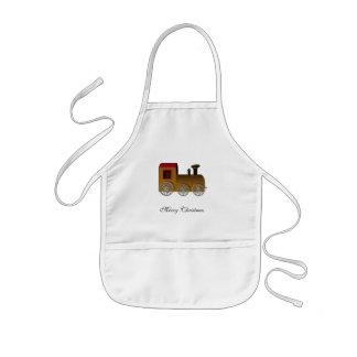train kids apron