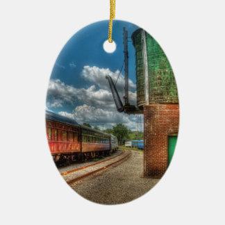 Train -  KITCHI GAMMI Christmas Ornaments