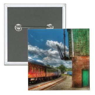 Train -  KITCHI GAMMI -  Pullman Button
