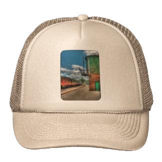 Train -  KITCHI GAMMI -  Pullman Mesh Hats