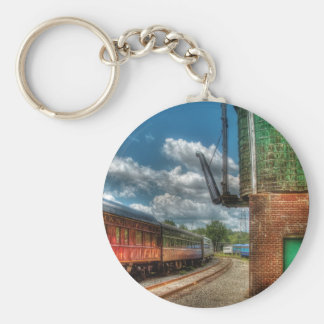 Train -  KITCHI GAMMI -  Pullman Keychains