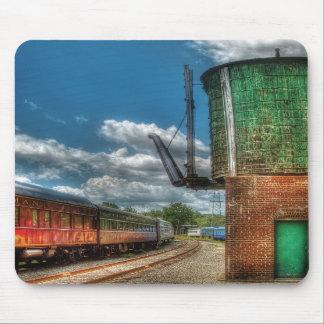 Train -  KITCHI GAMMI -  Pullman Mouse Mat