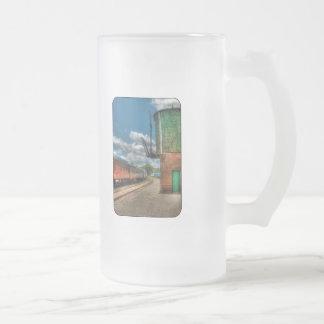 Train -  KITCHI GAMMI -  Pullman Mugs