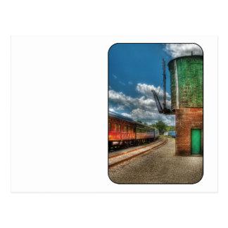 Train -  KITCHI GAMMI -  Pullman Post Cards