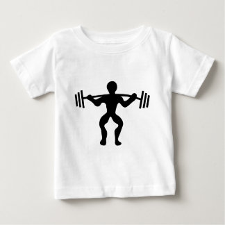 Train Like a Beast Baby T-Shirt