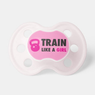 Train Like A Girl With Kettlebell Dummy