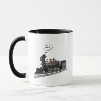 Train of Thought Mug