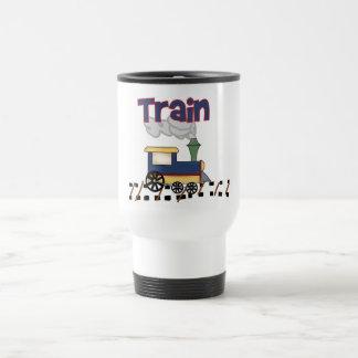 Train on Track Tshirts and Gifts Travel Mug