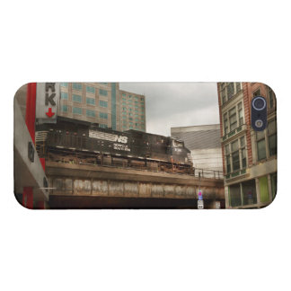 Train - Pittsburg Pa - The industrial city iPhone 5 Covers
