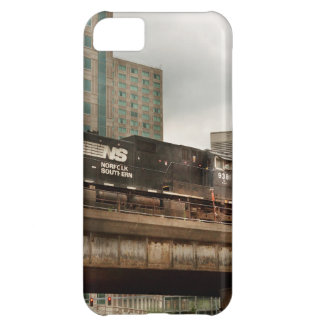 Train - Pittsburg Pa - The industrial city iPhone 5C Case